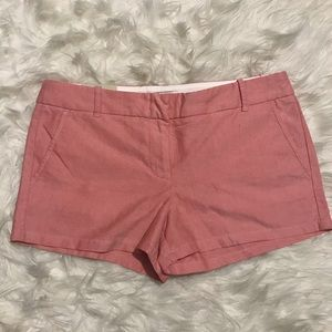 "J.Crew Powdered Oxford City Fit 3"" Shorts"